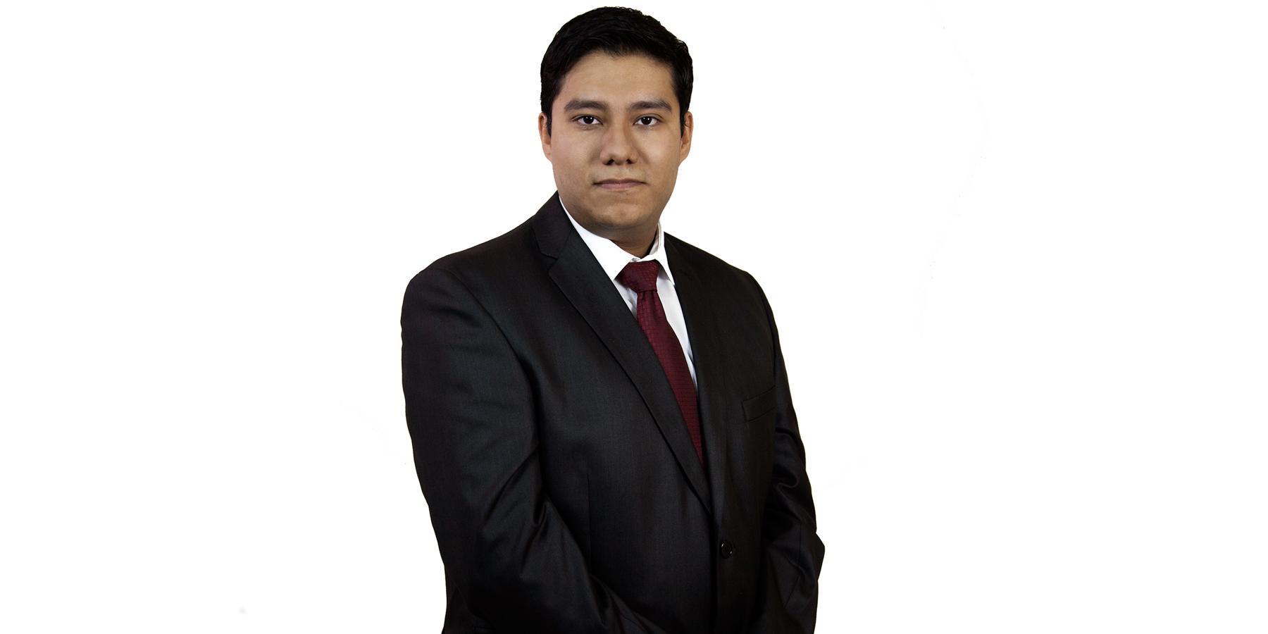 Lic. Abraham García Martínez