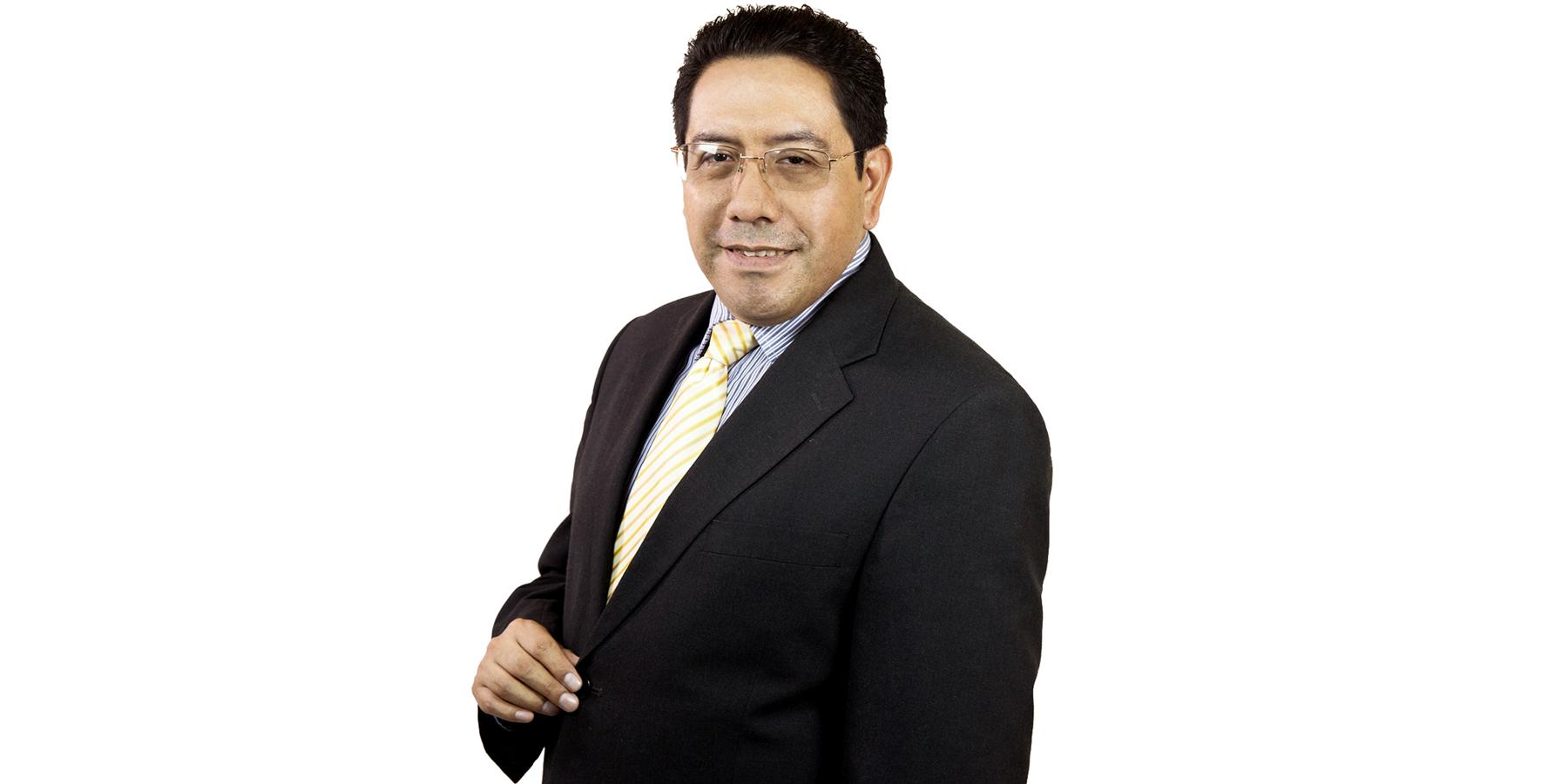 Lic. Alberto Antonio Rangel Huacuz