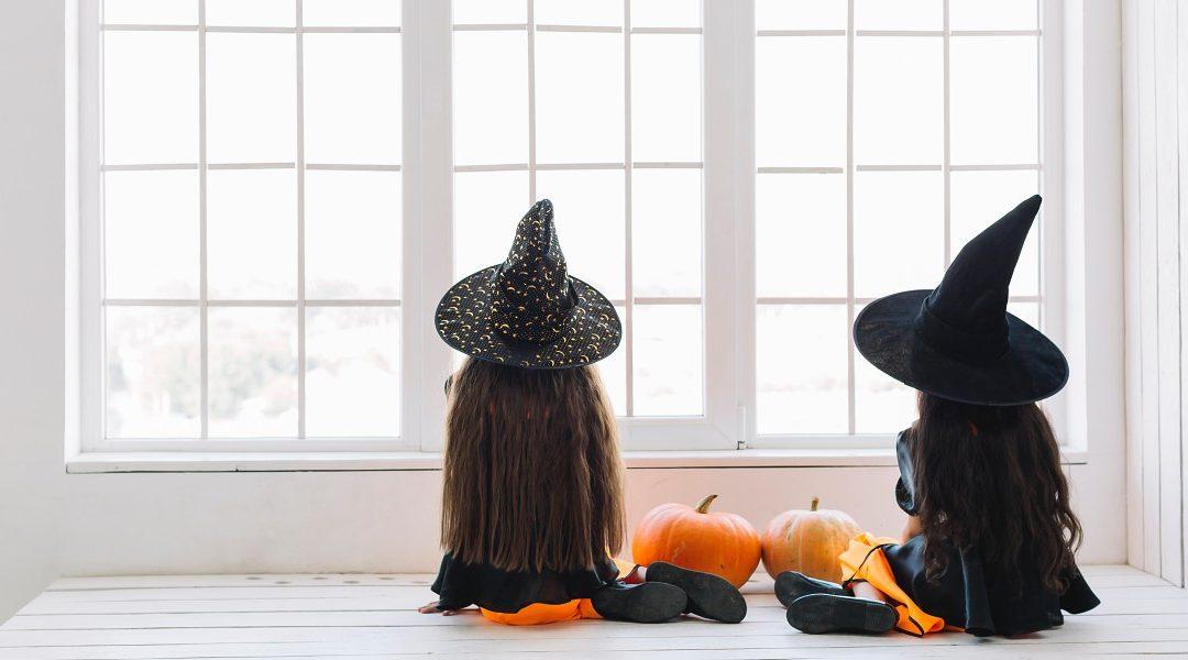 Mes de octubre: Halloween, miedos reales o imaginarios